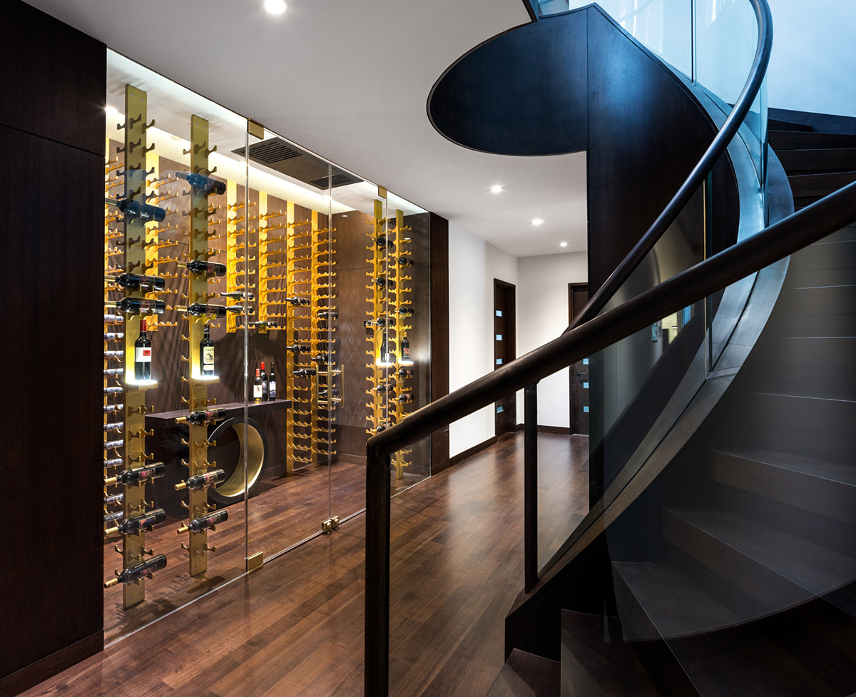 LS Classic & Exclusive Series - Marguerite I | Liquid Systems - Custom Wine Racks